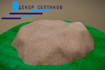 Искусственный камень D100/10