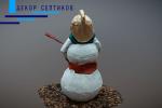 Снеговик пожарный