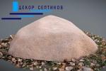 Искусственный камень D140/50 на бетонное кольцо