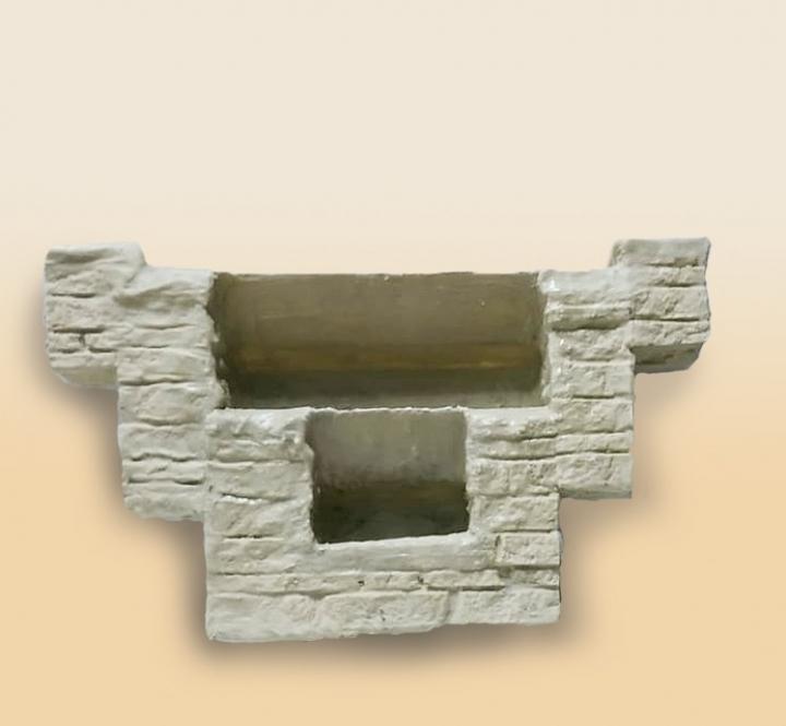 """Фитостена """"Nature space brick-wall big"""""""